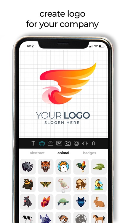Logo Maker Design Editor
