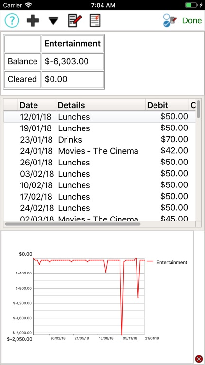 JXCirrus Finance screenshot-4