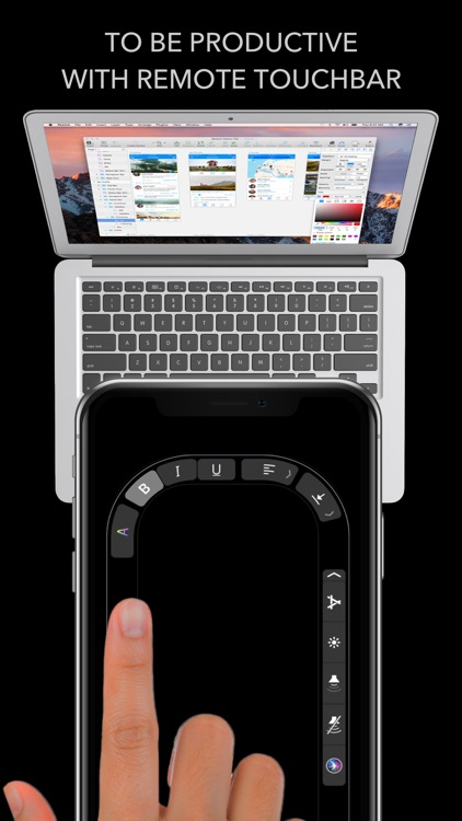Air Bar-Remote control for Mac