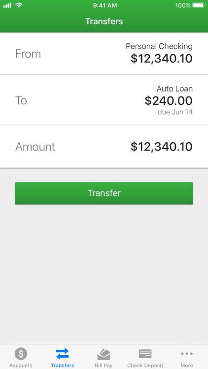 Clinton Savings Bank Mobile screenshot-3