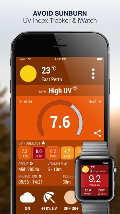 UV Index Now - UVI Mate screenshot-0