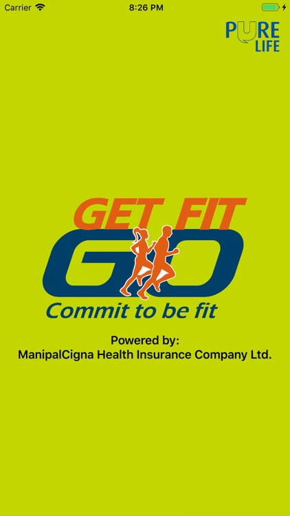 Get Fit Go