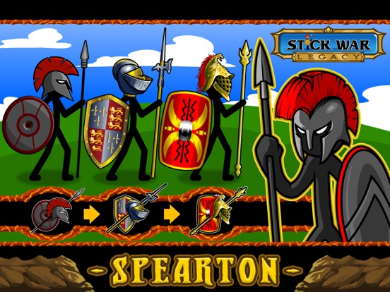 Stick War: Legacy для iPad