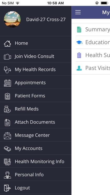 My Health Records screenshot-3