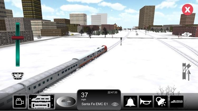 Train Sim screenshot-3