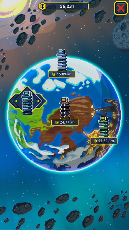 Idle Space: Tycoon