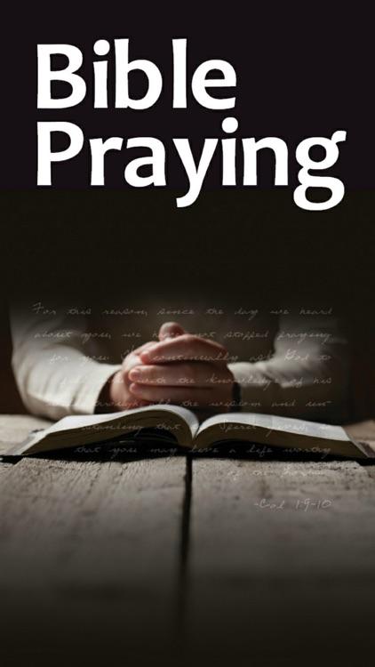 Bible Praying