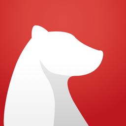 Ícone do app Bear - Anotações Particulares