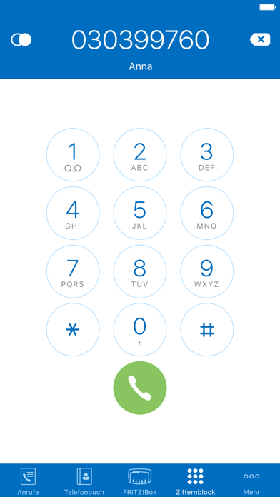 FRITZ!App FonScreenshot von 1