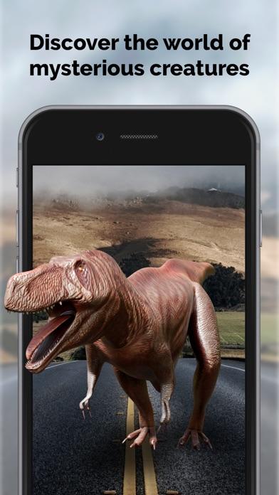 Dinosaurs in AR: Evolution screenshot one
