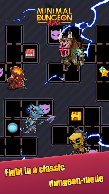 Minimal Dungeon RPG screenshot-4