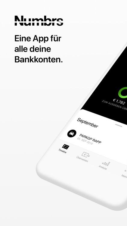 Numbrs – Mobile Banking screenshot-0