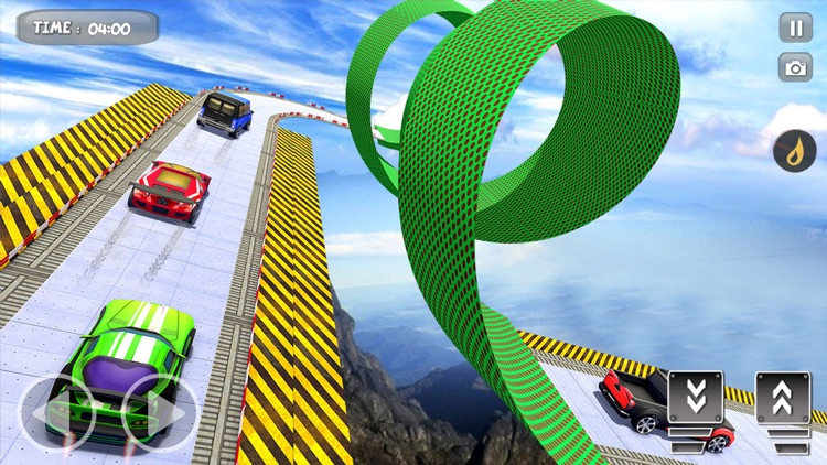 Fearless GT Racing Car Drive screenshot-5