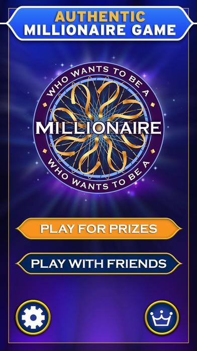 Millionaire TV Cash Prizes screenshot one
