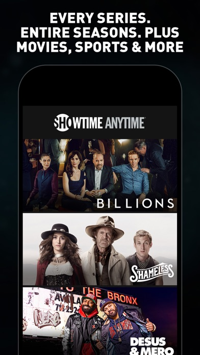 Showtime Anytime by Showtime Networks Inc  (iOS, United