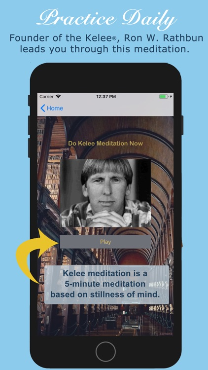 Kelee® Meditation screenshot-1