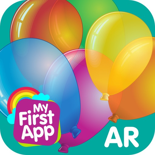 Ballons Burst AR for toddlers