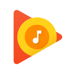 Ícone do app Google Play Music