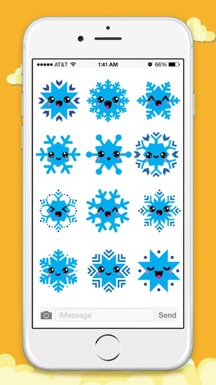 Animated Weather Stickers! screenshot-4