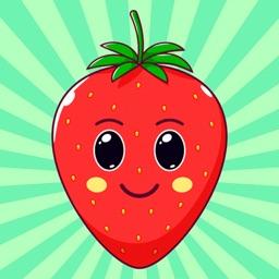 Garden Fruits - match 3 to win