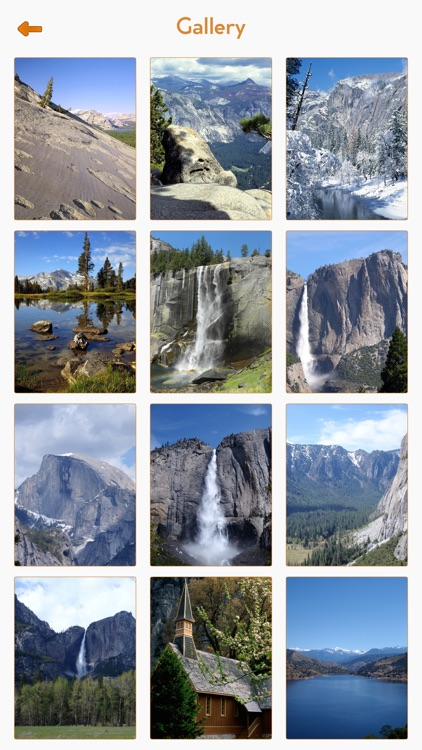 Yosemite National Park - USA screenshot-4