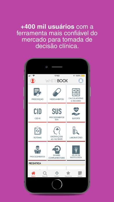 Baixar Whitebook-prescrição e bulário para Android