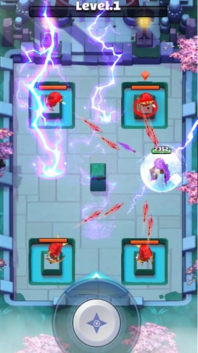 Battle Of Ninja:忍者の伝説のおすすめ画像1