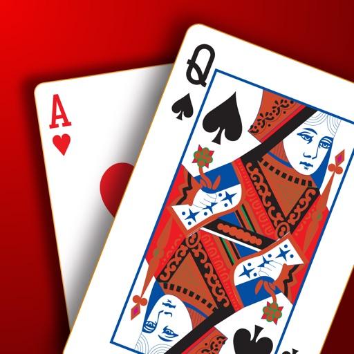 Hearts - Offline Card Games icon