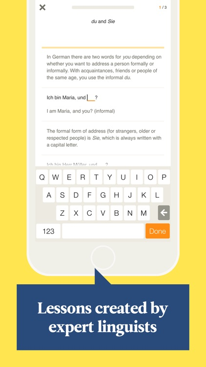Babbel – Learn German screenshot-3