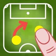 Planche Tactique: Football