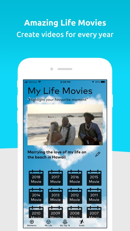 My Life Journal: Video Diary screenshot-4