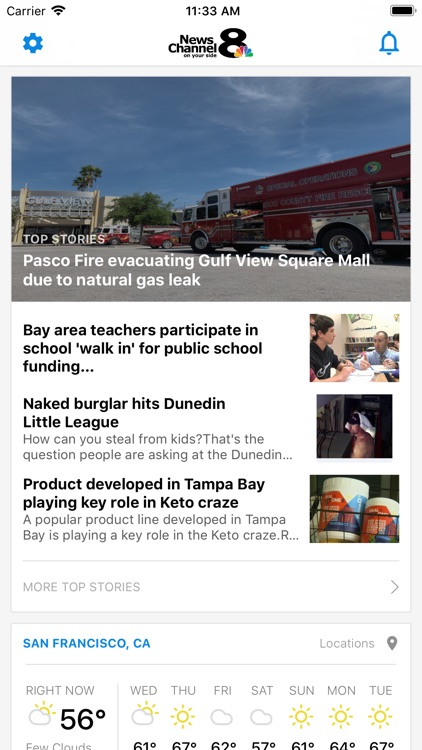 WFLA News Channel 8 - Tampa FL by Media General