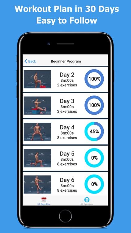 Strong Legs in 30 Days screenshot-5