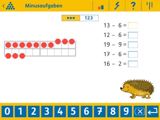 Calculightning 1 - Maths Screenshots