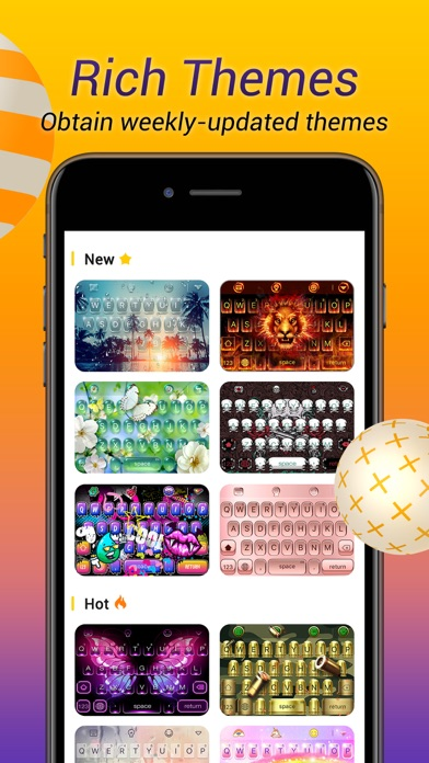 download Avatar Keyboard-Themes, Emojis apps 4
