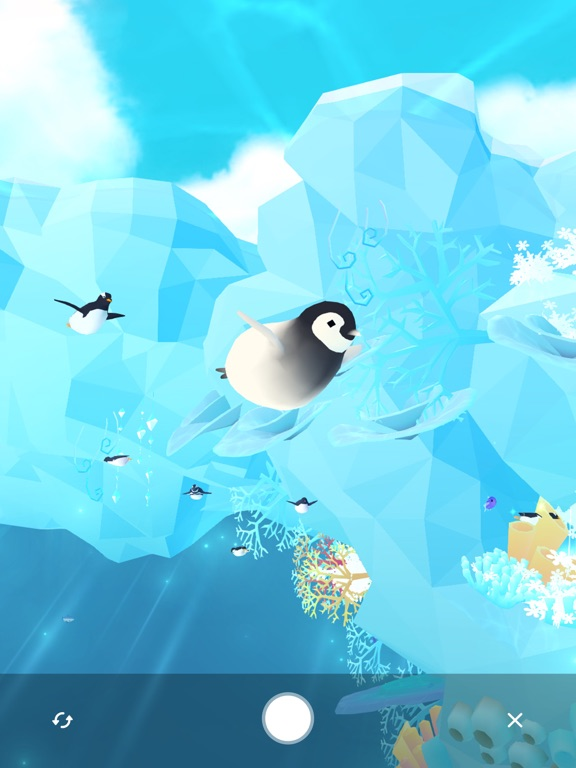 Tap Tap Fish - Abyssrium Pole для iPad