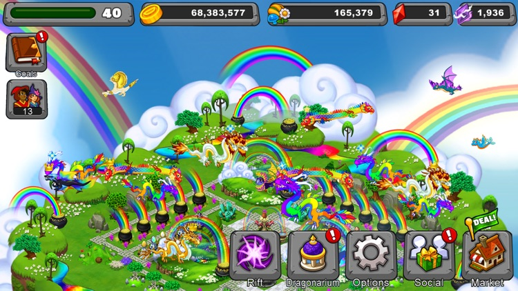DragonVale screenshot-4