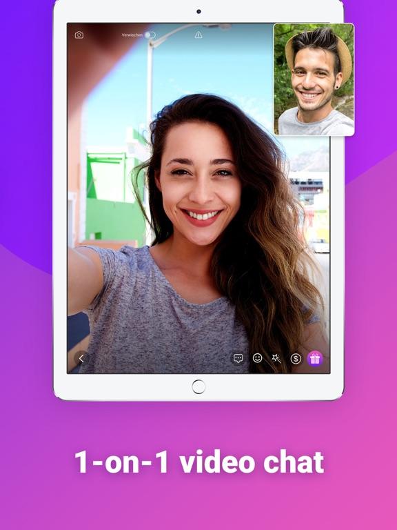 Yepop: Swipe, Video Chat-ipad-2