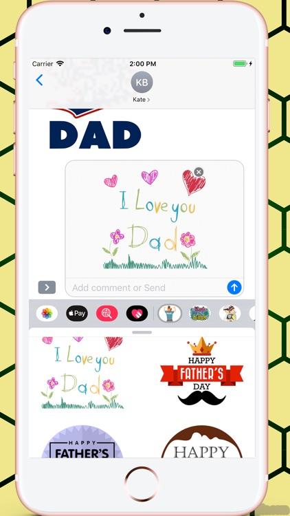 Happy Fathers Day Celebrations screenshot-6
