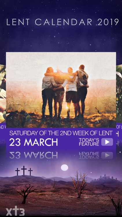 Xt3 Lent Calendar screenshot-1