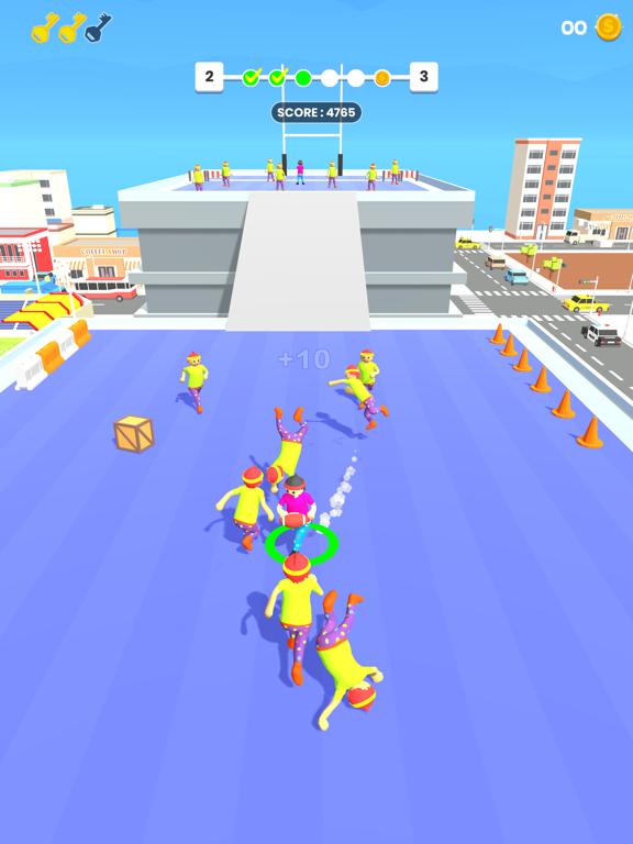 Ball Rush 3D! screenshot 14