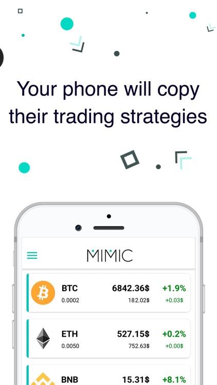 Mimic Trades