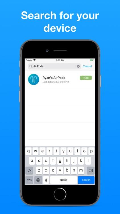 Find My Bluetooth Device screenshot-3