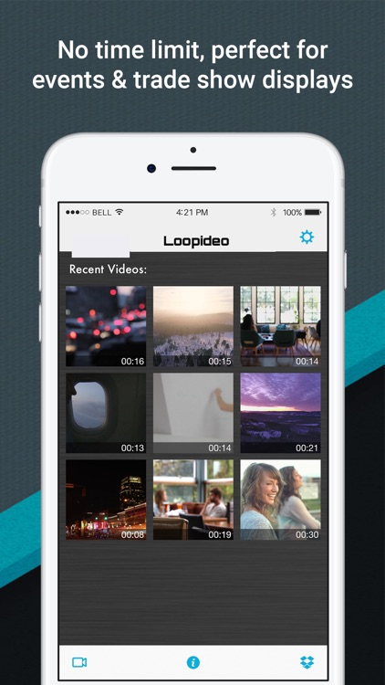 Loopideo - Loop Videos screenshot-3