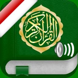 Quran Audio Indonesian, Arabic