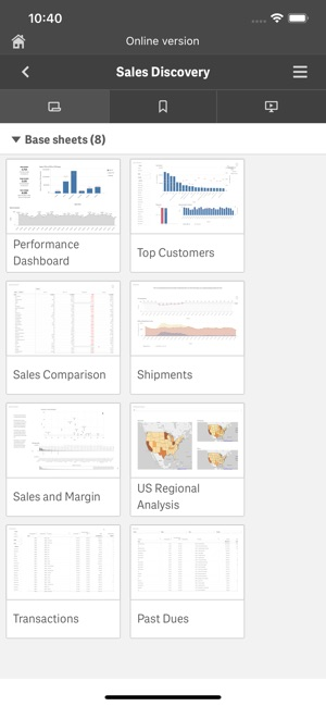Qlik Sense Mobile on the App Store