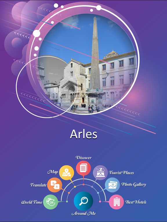 Arles Tourism screenshot 7