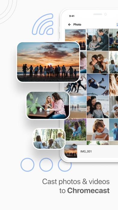 messages.download Cast for Chromecast Home TV software