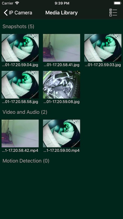 IP Camera Pro screenshot-6