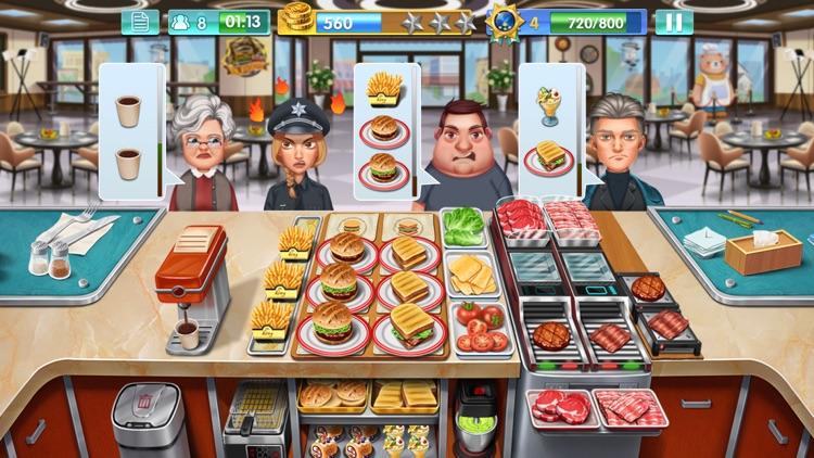 Crazy Cooking Star Chef screenshot-0
